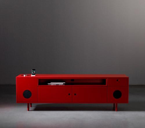 Fantastico mobile Tv e stereo incorporato! – Domus Mobili