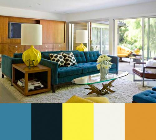 Arredare con colore domus mobili for Arredare con gusto