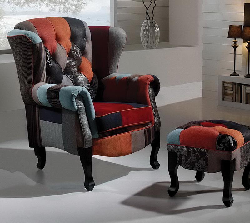 Divani e poltrone glamour domus mobili for Poltrone design on line