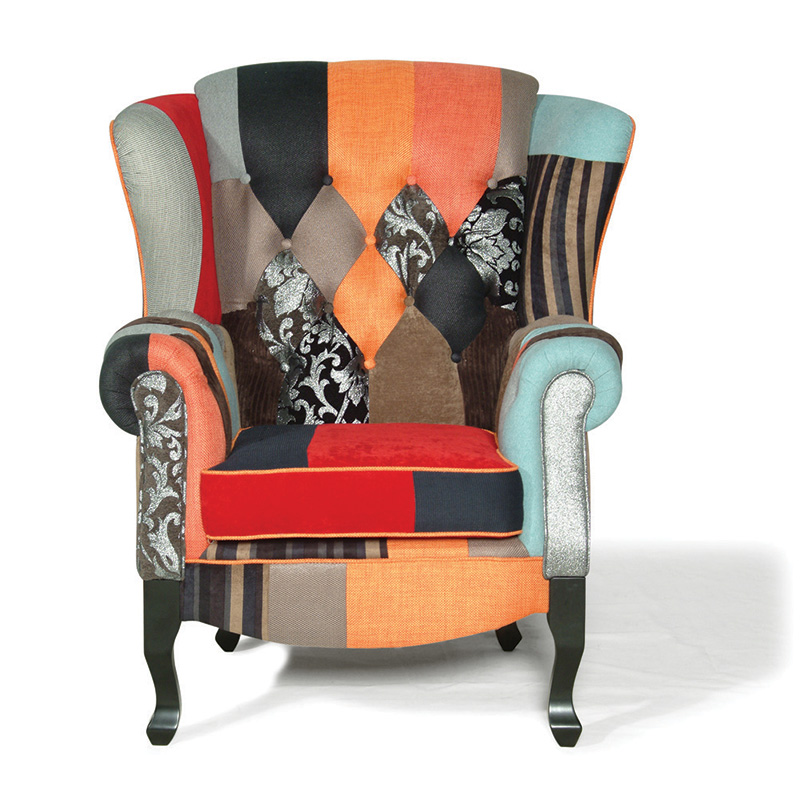 Divani e poltrone glamour domus mobili for Poltrone divani e divani