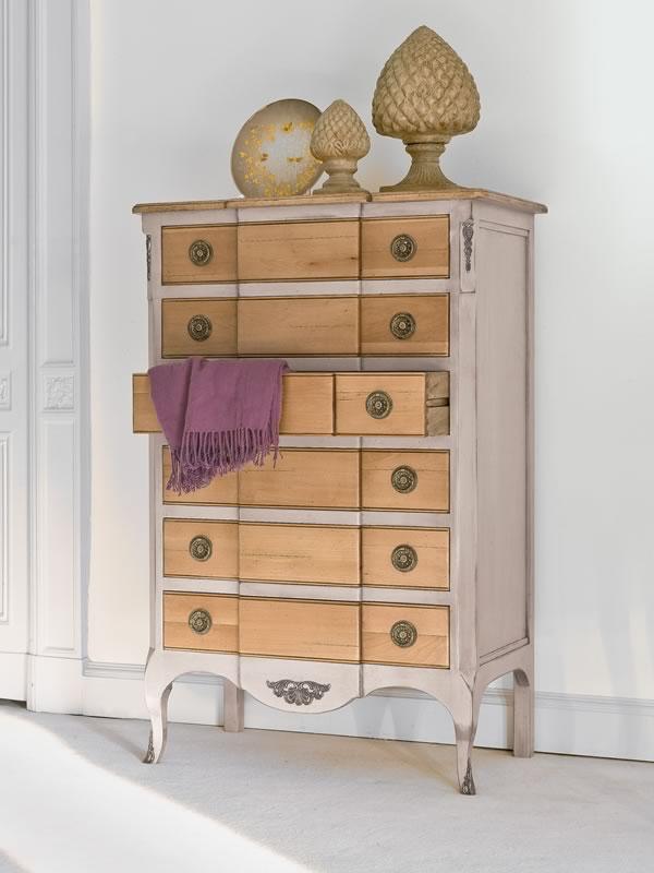 Stile shabby chic consigli pratici domus mobili for Ditte di mobili