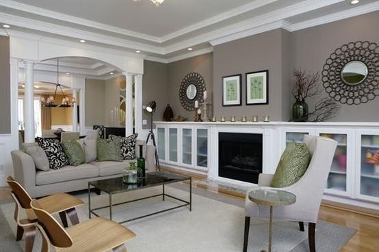 colori di tendenza 2013 ? domus mobili - Arredamento Grigio E Rosso