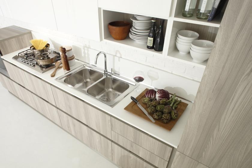 E tempo di cambiare la cucina domus mobili - Veneta cucine opinioni ...