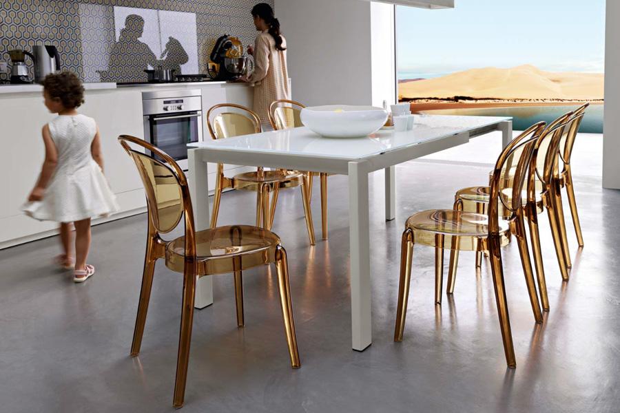 calligaris promozione sedie e tavoli scontati 35% ? 40% ? domus mobili - Sedie Cucina Scontate Calligaris